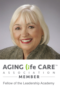 Linda Fodrini-Johnson is a licensed Family Therapist, Certified Care Manager & Founder Eldercare Services providing Bay Area caregiving services since 1989.