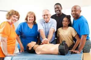 first aid for caregivers