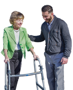 How to Find the Right Caregiver for Your Elderly Loved One
