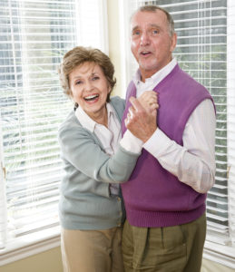 When Romance Blooms in Assisted Living