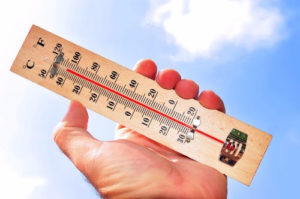 Extreme Heat and Elders at Risk