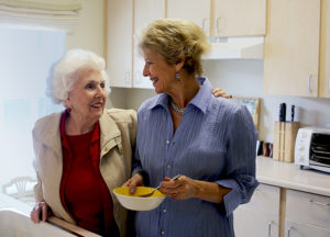the increase in elders requires more caregiver training