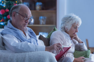 Spouses and Alzheimer's Disease: The Emotional Roller-Coaster