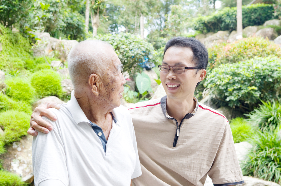 Home Care Assistance for Dad